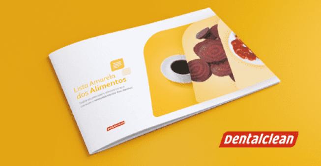 Amarelamento dos dentes - Lista Amarela dos Alimentos