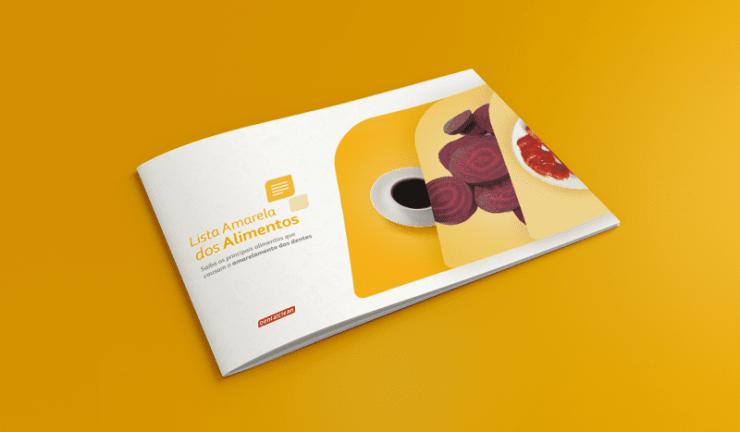 Lista Amarela dos Alimentos
