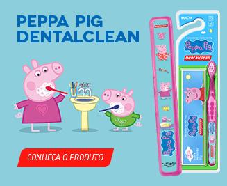 Peppa Pig para dentes de leite