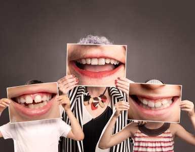 Os seus dentes estão velhos? Descubra!