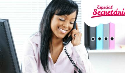 Educação postural: como sua secretária trabalha?