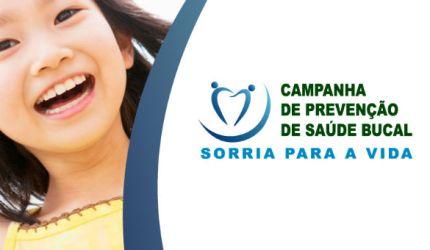 Campanha de prevenção de câncer bucal fará exames gratuitos na população