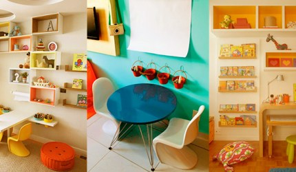 Dicas de como montar um espaço infantil em seu consultório