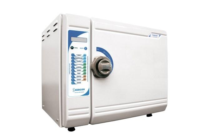 Autoclave 21 litros - ECOSUPER - SERCON