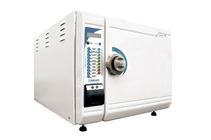Autoclave 56 litros - ECOSPEED PRINTER - SERCON
