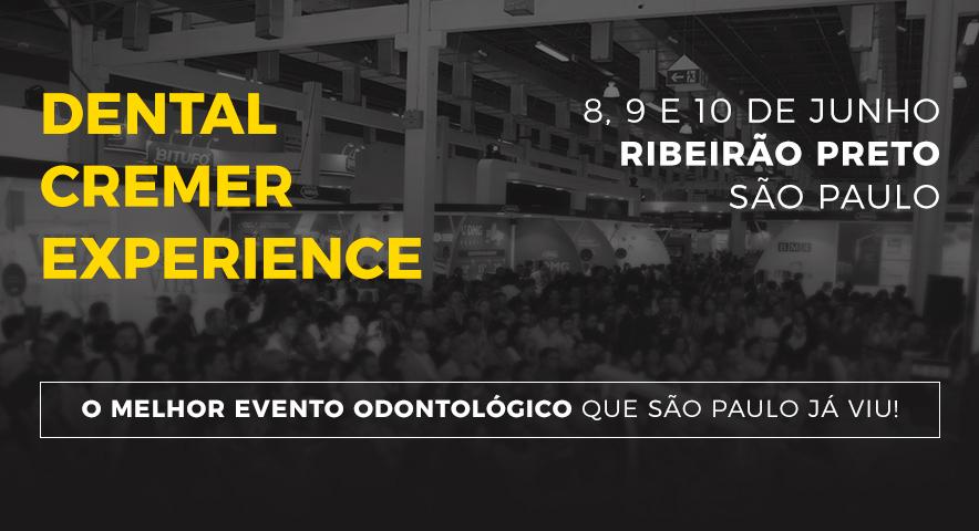 A 3ª edição do Dental Cremer Experience – Congresso de Odontologia em Ribeirão Preto – está chegando