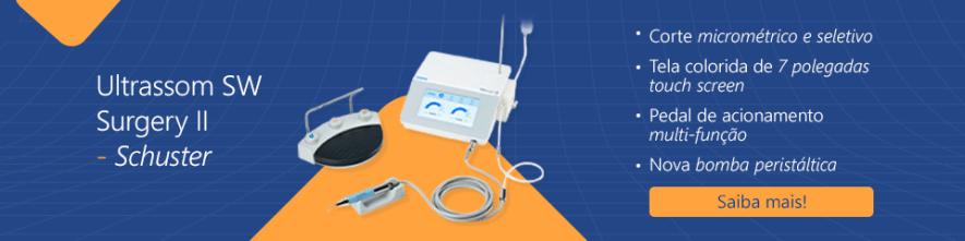 Ultrassom SW Surgery II - Schuster