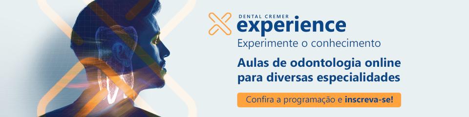 Aulas de odontologia online DCXP | Dental Cremer