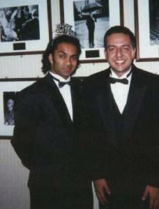 Raywat Deonandan and Neil Hrab, National Press Club, Washington DC, Dec 31 2001