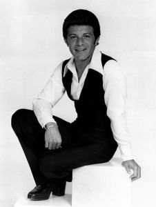 50s teen heart throb Frankie Avalon