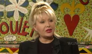 Gennifer Flowers: puffy, attention-seeking Clinton-hater