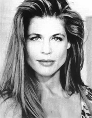 Actor Linda Hamilton, best known for being hunted by a robot from the future