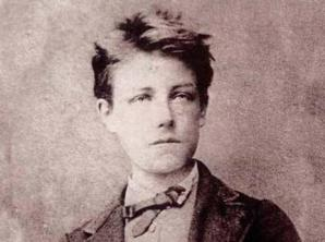Arthur Rimbaud, 19th century French poet prodigy