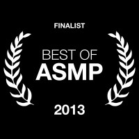 "Pascal Depuhl is awarded ""Best of ASMP 2013"" for ""On Wings of Hope"""