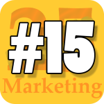 MarketingHack 15: Become a regular contributor to a national blog (or two).