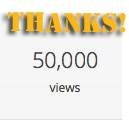 50,000 views! Thanks!