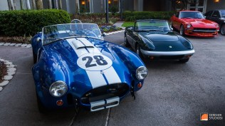 2014 03 Amelia Concours Day 0 - 03 Shelby Cobra Orange Blossom T