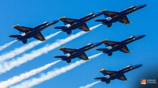 2014 10 Aviation - NAS Jacksonville Airshow 27 - Blue Angels All 6