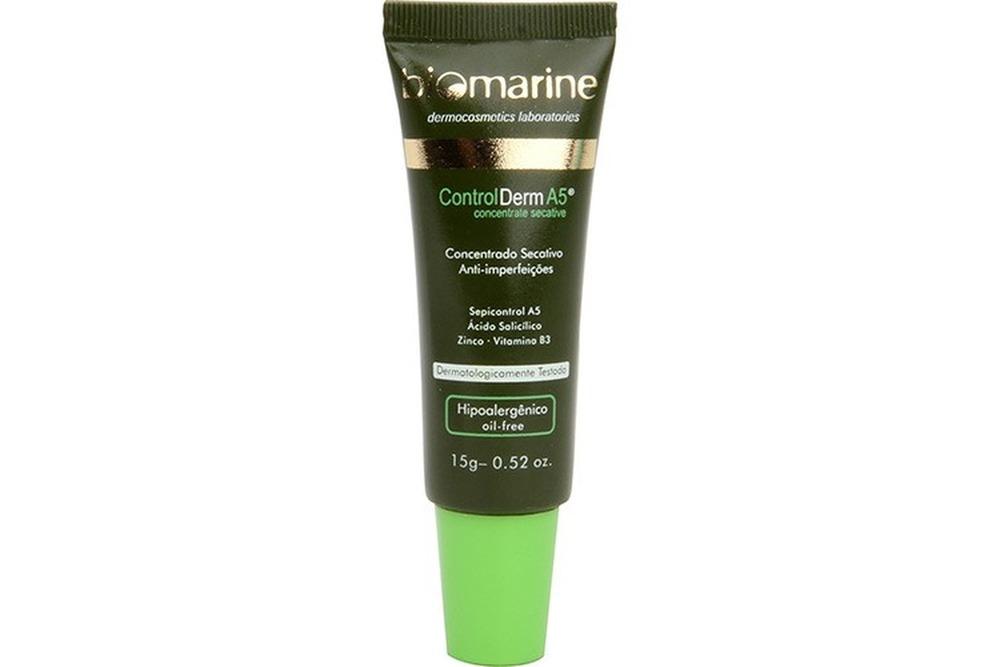 Biomarine produto para secar acnes