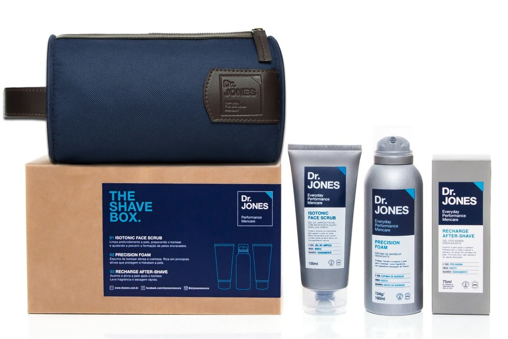 Kit para barba Dr. Jones
