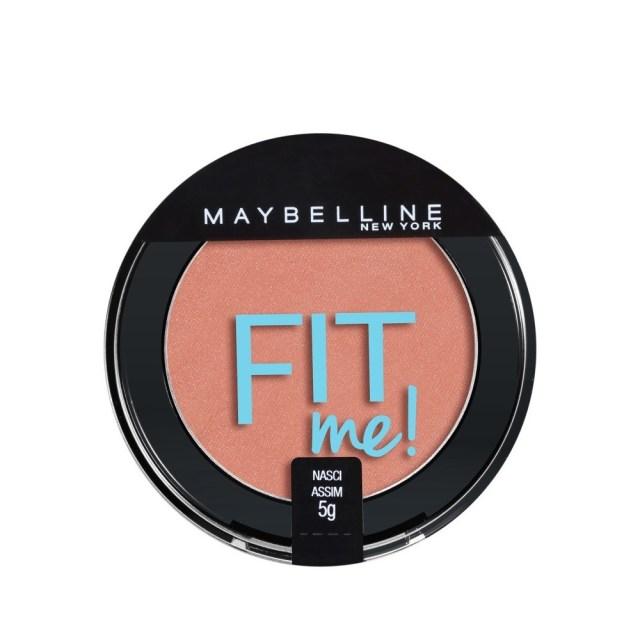 Blush Maybeline para maquiagem