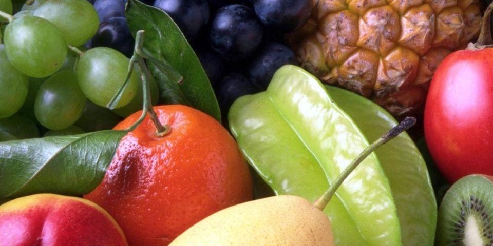 Frutas e Benefícios