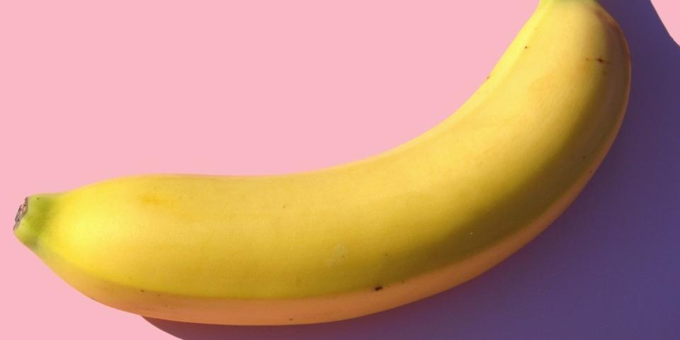 banana para beleza