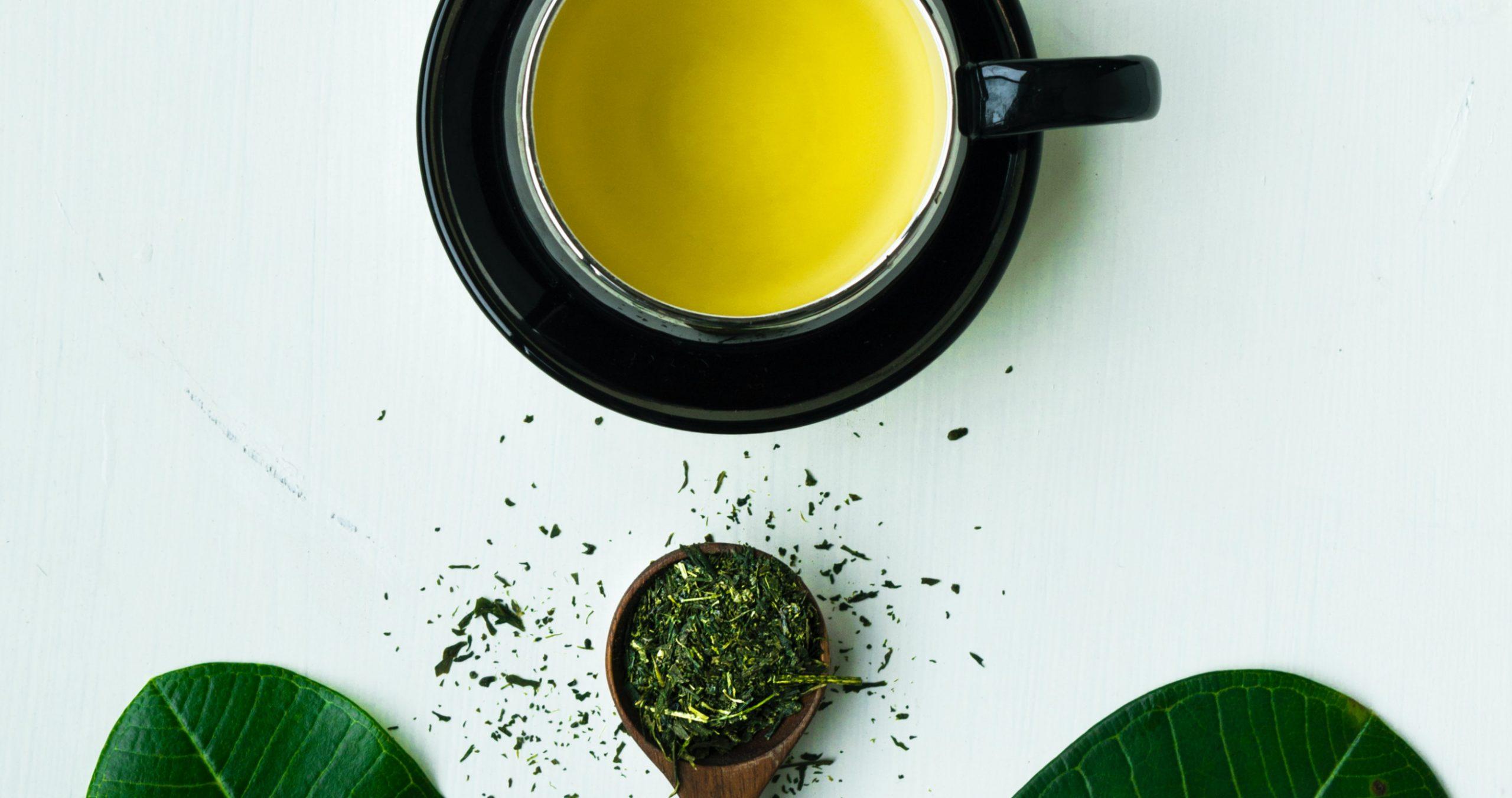 Chá Verde – Ingrediente Essencial no Skincare