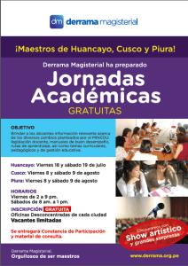jornadas académicas