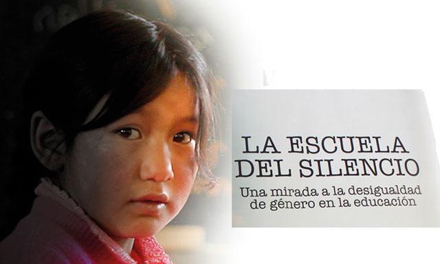 """Résultat de recherche d'images pour """"la escuela del silencio"""""""