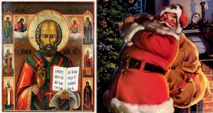 San Nicolás - Papá Noel
