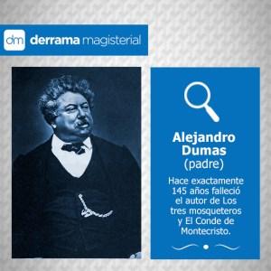 Alejandro Dumas padre