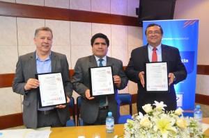 Re-Certificación ISO 9001:2008 - Derrama Magisterial