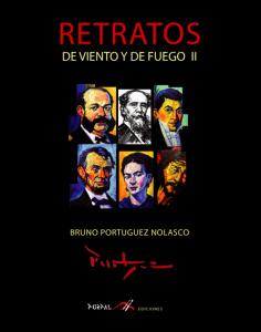 Retratos de viento y fuego II: Lo nuevo del pintor Bruno Portuguez