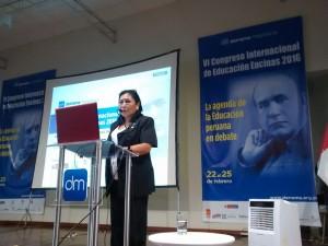Congreso Internacional de Educación Encinas: 4ta. Jornada (25-2-2016)