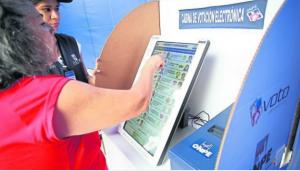 Voto Electrónico