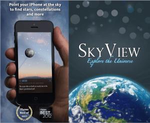SkyView: Una aplicación