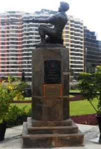 """Manuel Bonilla, """"El Niño Héroe"""""""