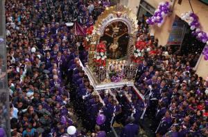 Tradiciones Peruanas: El Señor de los Milagros
