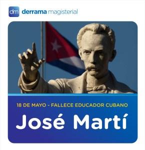 José Martí (1853-1895): La vigencia de su pensamiento pedagógico