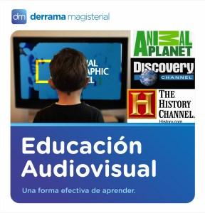 Educación audiovisual: Una forma efectiva de aprender