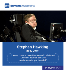 Stephen Hawking (1942-2018): Un ser humano excepcional