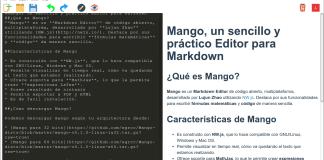 Editor Markdown