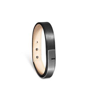 Bracelet-homme-u-turn-11-noir-acier-ursul