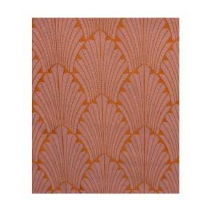 Tissu-idole-mandarine-thevenon