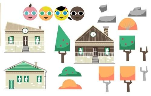 Design Kit Unicef by olivier dressen Hero