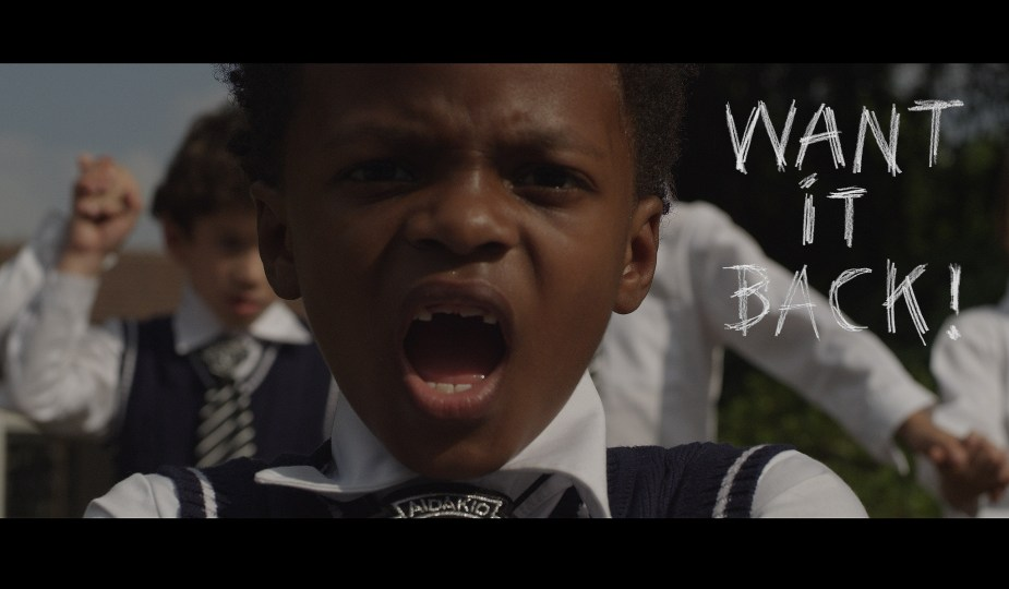 Music Video, Want it back, Guts, Patrice Bart-Williams, directed by Olivier Hero Dressen