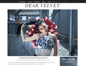 Dear Velvet, Wonder Anatomie, Siam Center, Thailand, Bangkok, Studio Supreme, Olivier Hero Dressen, Luca Buzas