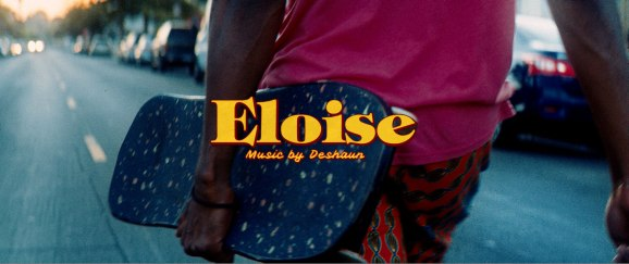 Eloise music video opening title inspired by Jackie Brown and blaxploitation films and the representation of LGBTQ in Hip Hop Music