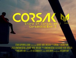 Corsak Story Ep2. Directed by Olivier Hero Dressen produced by Studio Supreme